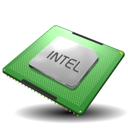 иконка процессор, чип, cpu, intel,