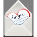 иконки конверт, письмо, почта,