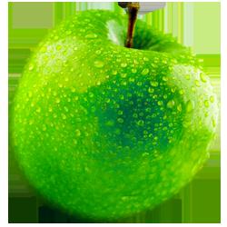 иконки яблоко, apple,