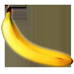 иконки банан, еда, banana,