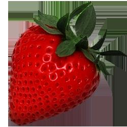 иконки клубника, еда, ягода, ягоды, strawberry,