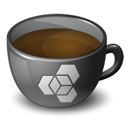 иконки extensionmanager, coffee,