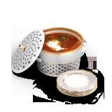 иконки суп, еда,
