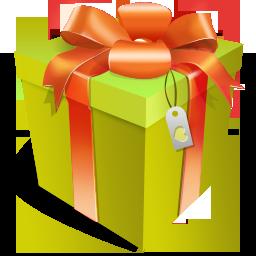 иконка подарок, подарочная коробка, gift, box,