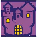 иконки дом, замок, хэллоуин, home,