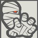 иконки мумия, mummy,
