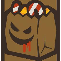 иконки шоппинг, покупки, пакет, хэллоуин, shopping, cart,