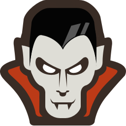 иконка вампир, vampire,