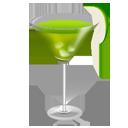 иконка коктейль, алкоголь,