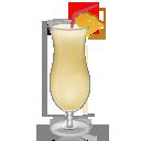 иконка коктейль,