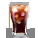 иконки коктейль, кола, cocacola, coca cola,
