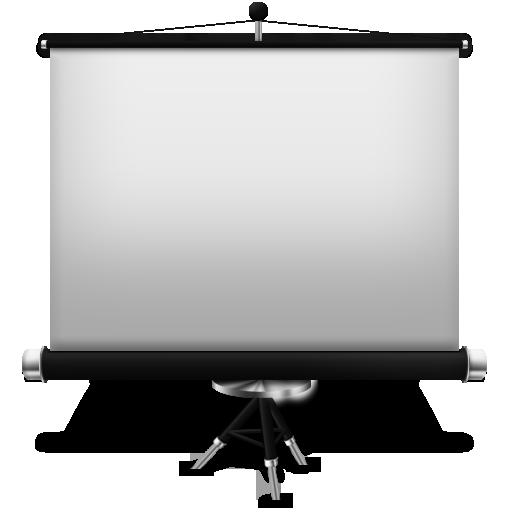 иконка экран, презентация, keynote, лейтмотив,