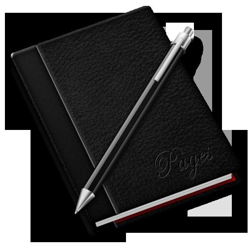 иконка заметки, записная книжка, notebook,