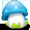иконка гриб,