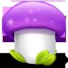 иконки гриб,