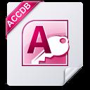 иконки accdb,