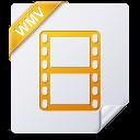 иконки wmv, видео,