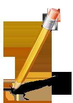 иконки карандаш, редактировать, редактирование, pencil,