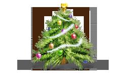 иконки елка, рождественская елка, новый год, рождество, christmas, tree,