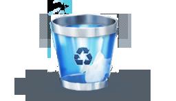 иконки корзина, мусор,  trash,