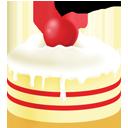иконки пирог, cake,