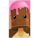 иконка мороженное, choko, emo,