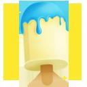 иконки молочное мороженое, milky,