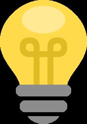 иконки лампочка, ligh, свет,