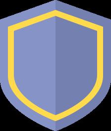 иконки щит, защита, безопасность,