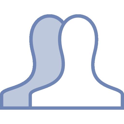 иконки all friends, все друзья, пользователь, пользователи,