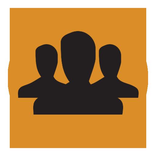иконки groupcobfig, пользователи,