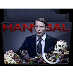 иконки hannibal, ганнибал, папка, folder,