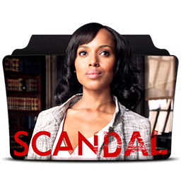 иконки scandal, скандал, папка, folder,