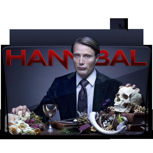 иконка hannibal, ганнибал, папка, folder,