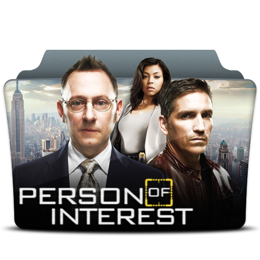 иконки person of interest, папка, folder,