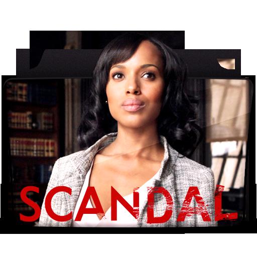 иконка scandal, скандал, папка, folder,
