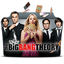 иконки  the big bang theory, папка, folder,