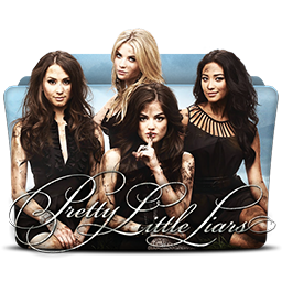 иконка pretty little liars, folder, папка,