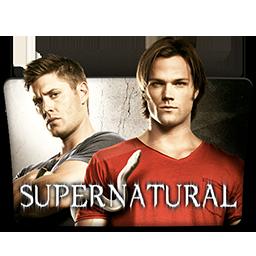 иконка supernatural, сверхъестественное, папка, folder,