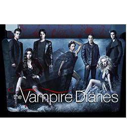 иконки the vampire diaries, папка, folder,
