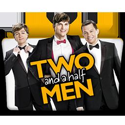 иконки two and a half men, папка, folder,