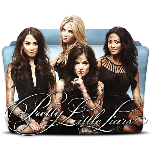 иконки pretty little liars, folder, папка,