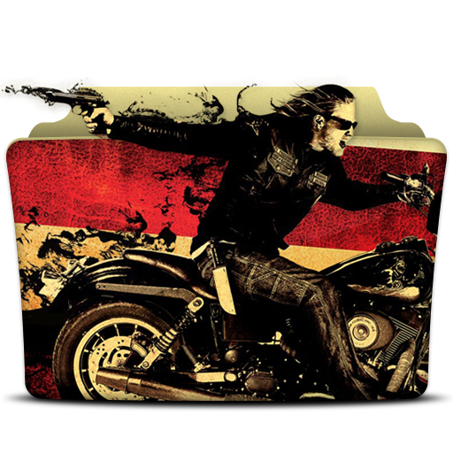 иконка sons of anarchy, folder, папка,