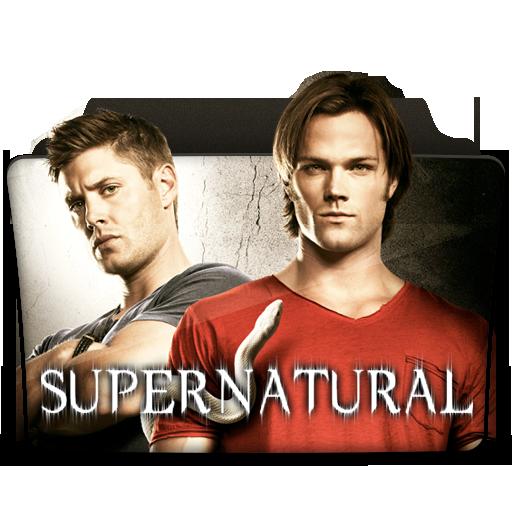 иконки supernatural, сверхъестественное, папка, folder,