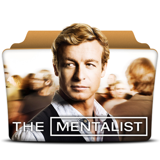 иконка the mentalist, folder, папка,