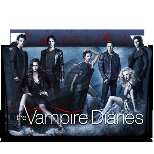 иконка the vampire diaries, папка, folder,