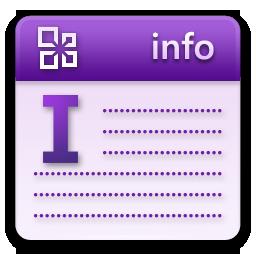 иконки microsoft info,