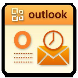 иконка microsoft outlook,