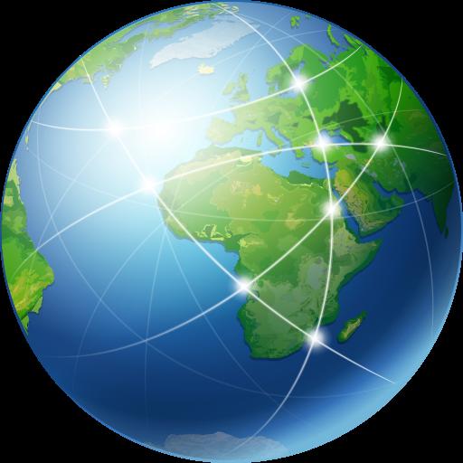 иконки global network, глобальная сеть, интернет,