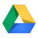 иконка google drive, google диск, гугл диск,